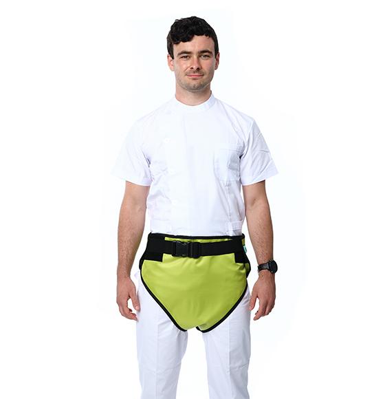 性腺防护裤头