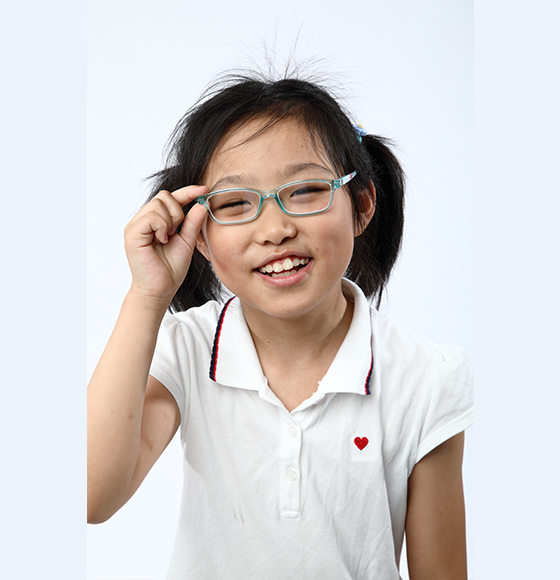 儿童医用射线防护眼镜