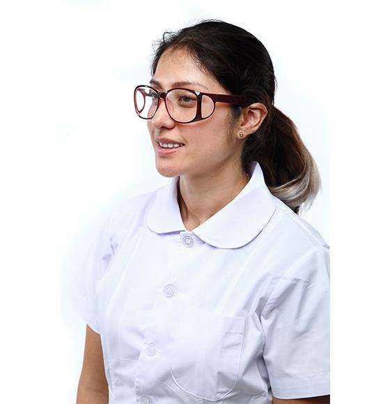 上海医用射线防护眼镜护边型