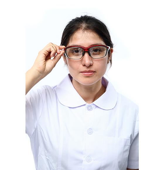 医用射线防护眼镜运动型