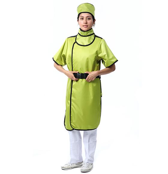 北京双面连体短袖铅衣