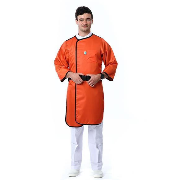 北京双面连体长袖铅衣