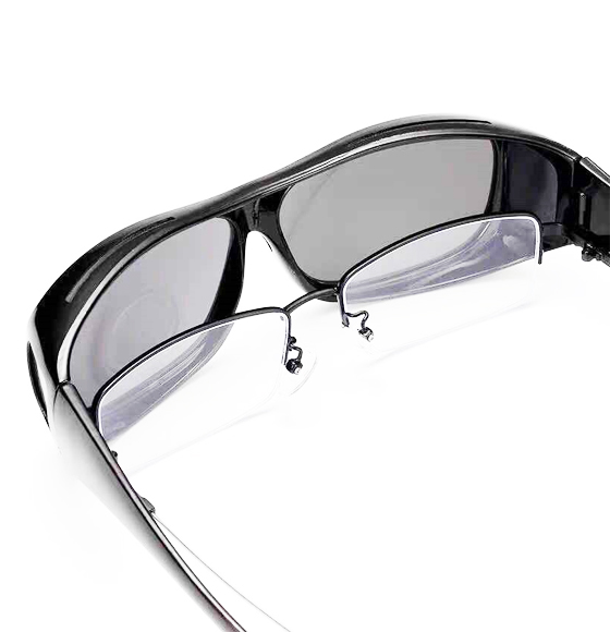 医用射线防护眼镜可戴于眼镜外
